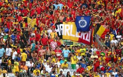 Футбольный фанат погиб, празднуя победу сборной Бельгии над Алжиром