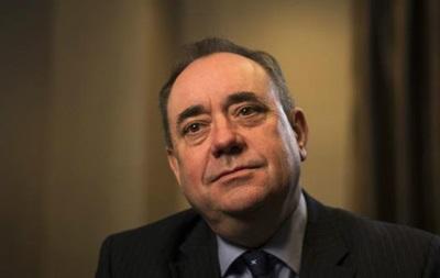 Шотландия солидарна с Киевом - премьер страны