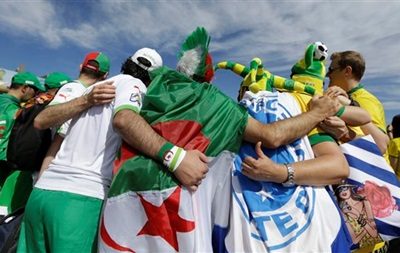 ЧМ 2014: Матч Уругвай - Англия