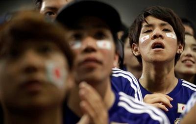 ЧМ 2014: Матч Япония - Греция