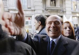 Италия - Сегодня Берлускони вынесут окончательный судебный вердикт