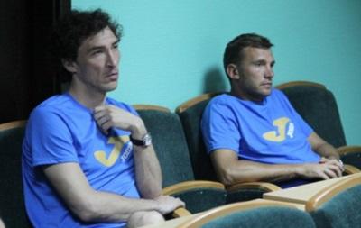 Шевченко начал тренерское обучение по программе PRO