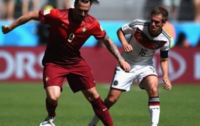На сборную Португалии обрушилась эпидемия травм
