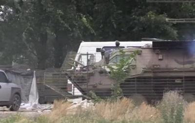 Под Славянском идет бой: используются минометы и гранатометы - СМИ