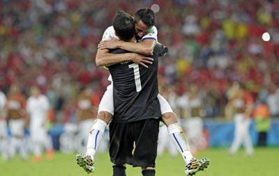 Стали известны первые участники плей-офф чемпионата мира по футболу 2014