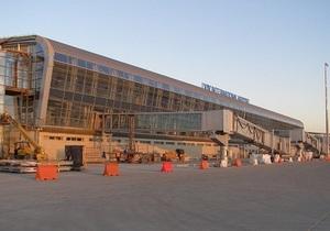 Аэропорт Львов - Львов планирует наладить авиасообщение с крупными украинскими городами