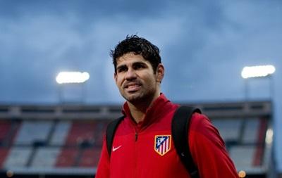 Диего Коста попрощался с Атлетико