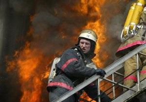В Киеве молитвенная свеча стала причиной пожара
