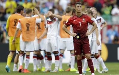 Доктор советует Роналду завершить выступления на ЧМ в Бразилии