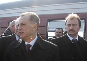Колесников представил проект киевской городской электрички