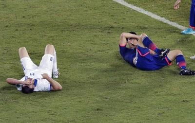 Чемпионат мира: Греция удержала ничью в матче против Японии