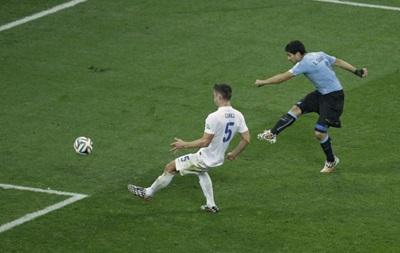 Феерия Суареса и супергол Жервиньо: Итоги седьмого дня чемпионата мира по футболу
