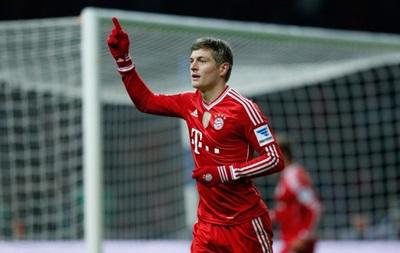 Бавария отклонила предложение Реала по Кроосу - Marca