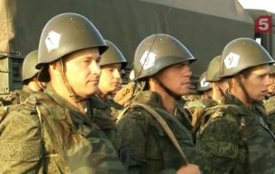 Войска центрального военного округа РФ подняли по тревоге