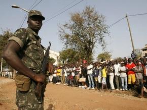 В Гвинее-Бисау при попытке ареста убили кандидата в президенты