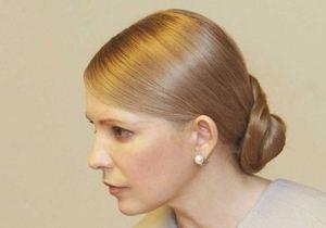 Тимошенко начала принимать процедуры - главврач