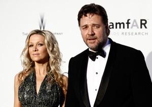 Рассел Кроу расстался с женой. В случае развода супруга получит более $25 млн