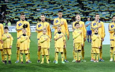 Сборная Украины сыграет с Парагваем в Киеве 3 сентября