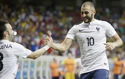 Чемпионат мира: Франция спокойно разгромила Швейцарию