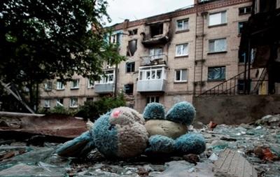 Горисполком Славянска: Город вновь попал под артобстрел