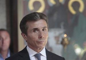 Иванишвили ожидает от России встречных шагов