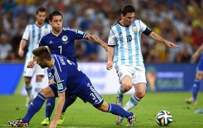 Не пропусти: Мостик в плей-офф для Аргентины и Германии