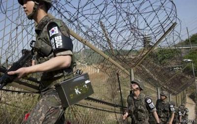 В Южной Корее пограничник застрелил пятерых сослуживцев