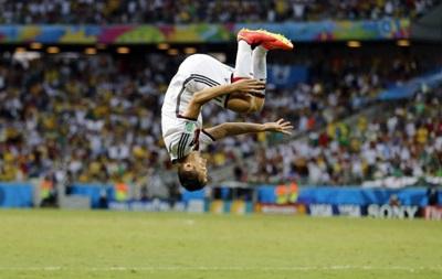 Чемпионат мира: Германия и Гана выдают яркую ничью