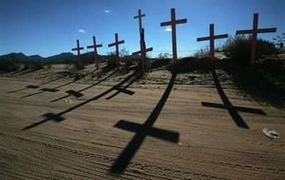 В США обнаружили массовое захоронение тел мексиканских мигрантов