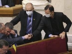 Эпидемия гриппа: Украинский парламент утвердил первоочередные меры