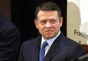 Правительство Иордании ушло в отставку. Король назначил нового премьер-министра