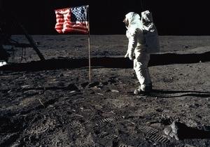 Американский суд обязал астронавта вернуть видеокамеру, побывавшую на Луне