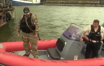 Украинские пограничники усилили контроль морской границы