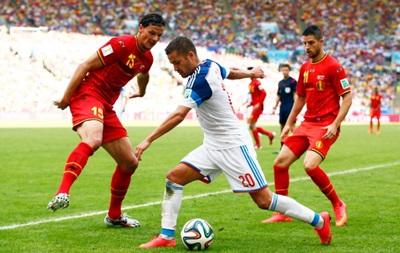 Леоненко: Бельгия и Россия показали отвратительный футбол