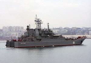 Грищенко: Проблемы вокруг базирования российского флота уйдут с первых полос и бегущих строк