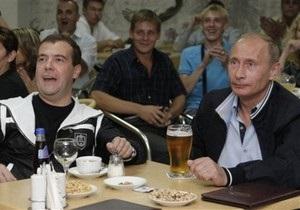 Путин не признался, за кого болеет на ЧМ по футболу