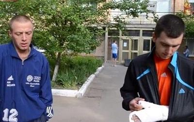 Вернувшиеся из плена украинские десантники дали интервью