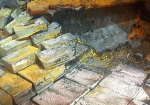 С потопленного нацистами британского судна подняли груз серебра стоимостью $35 млн