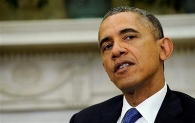 Обама пообещал Путину санкции