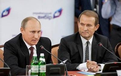 Обзор прессы России: Медведчук спасет Путина от новых санкций?