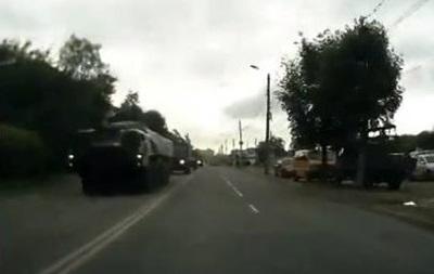 Передвижение военной техники в России: видеоподборка