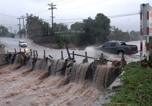 ООН: Глобальное потепление ведет к увеличению стихийных бедствий на планете