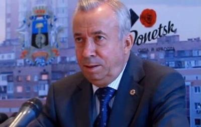 Мэр Донецка обвинил представителей ДНР в мародерстве