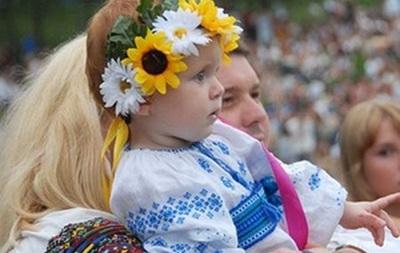 Украинцы начали чаще интересоваться товарами с национальной символикой