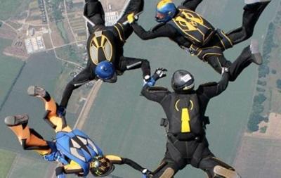 Чемпионат Украины по парашютной акробатике