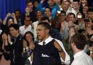 Цукерберг сделал памятный подарок Обаме