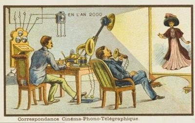 От пылесоса до подводных лодок: Художники 19-го века предугадали современные гаджеты