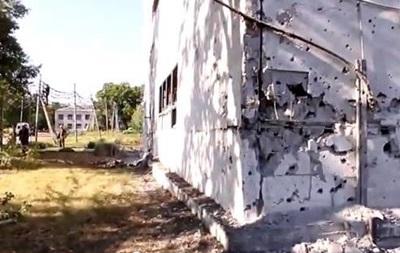 В Приволье обстреляли шахту