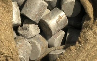 В Шостке милиция изъяла более 30 килограммов взрывчатки