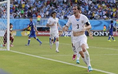 Уругвай нокаутирует Италию, Коста-Рика остается непобежденной